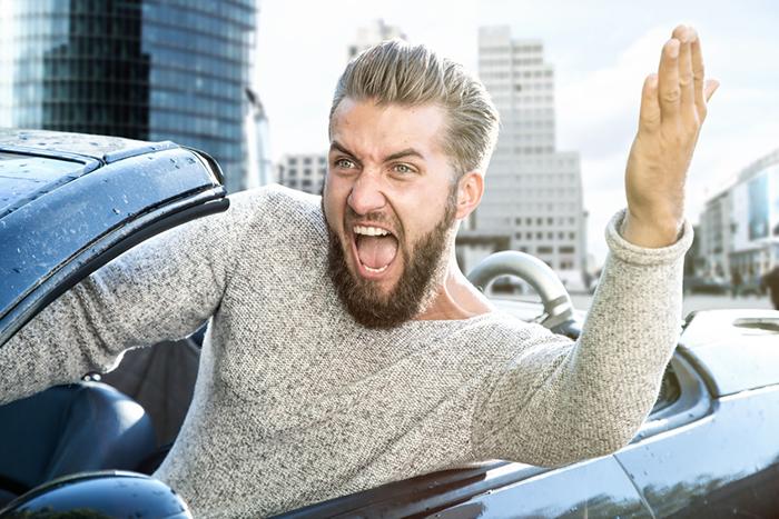 Wenn man verschiedene Autofahrertypen kennt und einzuschätzen weiß, kann so mancher Stress vermieden werden