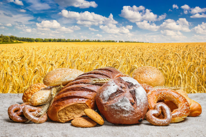 Brot ist ein guter Mineralstofflieferant. Aufgrund des Klimawandels nimmt der Nährstoffgehalt in pflanzlichen Lebensmitteln jedoch Untersuchungen zufolge ab.
